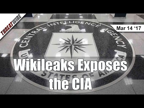 , title : 'CIA Hacking Tools Released in Wikileaks Vault 7 - Threat Wire'