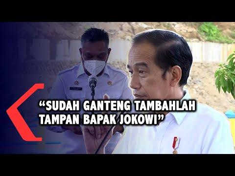 Bupati Sikka: Sudah Ganteng Tambahlah Tampan, Bapak Jokowi Jadi Bintang