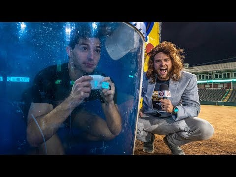 Dunk Tank FIFA Trending News Of Usa 2018   Dude Perfect