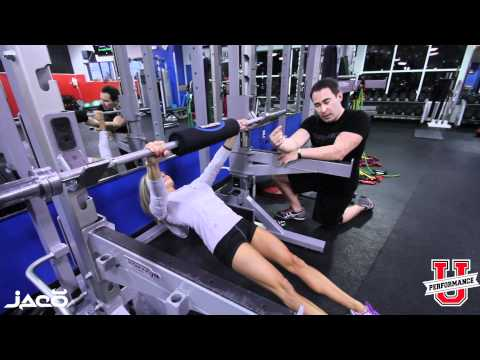 Inverted Row Exercise - Best Form Tips!