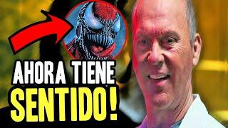 ¡BOMBAZO! ya sabemos porqué el Buitre sale de prisión en Morbius, Venom chasquido, Loki y más