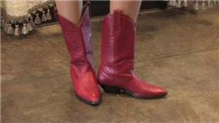 Womens Fashion : How To Wear Cowboy Boots For Women