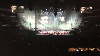 """Andrea Bocelli Performs """"Mamma"""" Beautifully in 2012"""