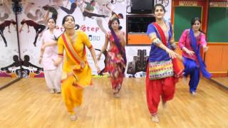 Jeri Kuri | Manak-E | Group Dance Performance By Ladies from Step2Step Dance Studio