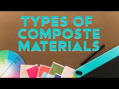 , title : 'Different Types of CompositeMaterials  Overview CompositeMaterials  All Key concepts in just 60 Mins