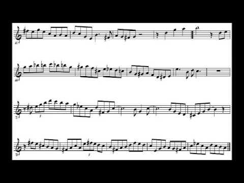 Charlie Parker - Cherokee 1942 - solo transcription