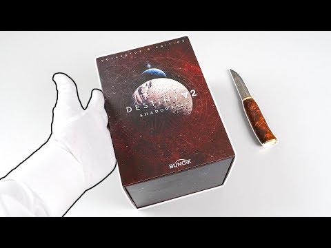 《天命2 暗影要塞》典藏版開箱