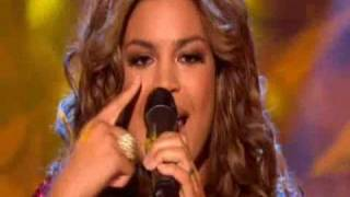 JORDIN SPARKS - SOS (LET THE MUSIC PLAY) UK PERFORMANCE 13/10/09 (HQ)