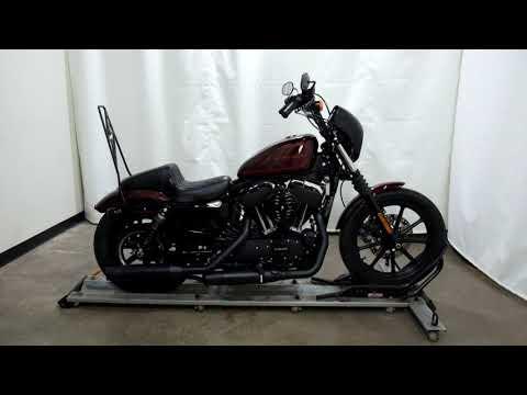 2019 Harley-Davidson Iron 1200™ in Eden Prairie, Minnesota - Video 1