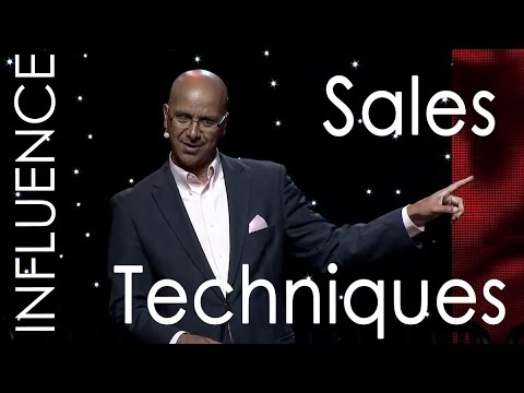 Sales Techniques on Selling and Influence - Sales Speaker Victor Antonio - Video Image