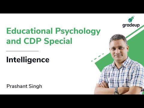 Intelligence for DSSSB CTET UPTET | Educational Psychology and CDP | Gradeup
