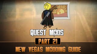 How to install Quest Mods