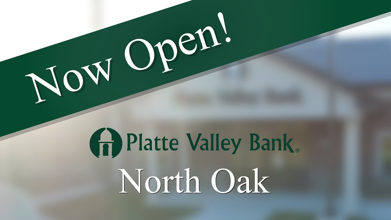 North Oak Branch - Now Open