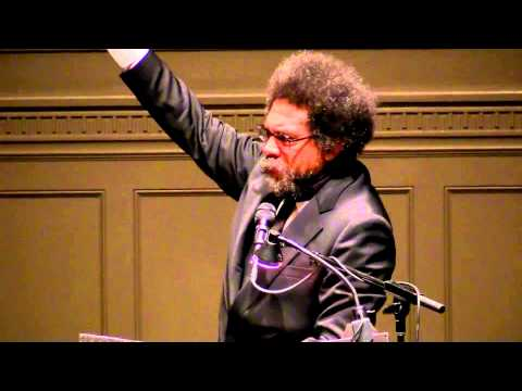 Sample video for Cornel West
