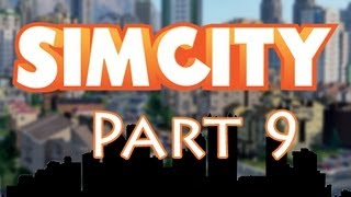 SimCity - Walkthrough Part 9 - Casino City  - Let's Play Gameplay (SimCity 5 Deluxe 2013)
