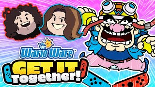 These characters are $%&@ ADORABLE! - Warioware