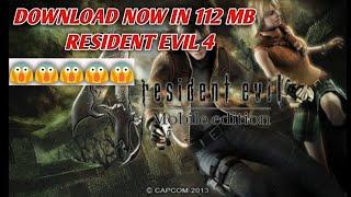 download resident evil 4 apk dan data