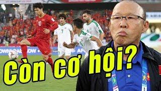 Lời giải cho bài toán gặp Iran của thầy trò HLV Park Hang Seo