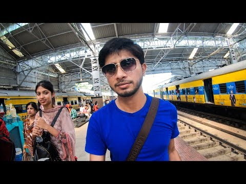Bangladesh To Kolkata (Immigration, Train, Hotel, Experience etc.) Through Gede Border