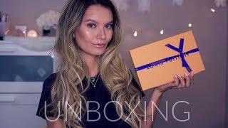 Louis Vuitton Unboxing SLG Spring Summer 2017 | Mini Pochette Tahitienne Will Samsung S8 Fit