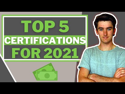 Best Entry Level Cyber Security Certifications   Top 5 Certs For 2021 ...