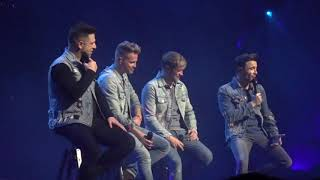 "Westlife ""I Have A Dream ~ Unbreakable ~ Fool Again ~ Queen Of My Heart"" 23.5.2019  Belfast"