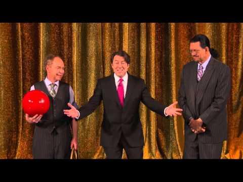 Video trailer för Penn and Teller: Fool Us in Vegas | Trailer | Channel 5