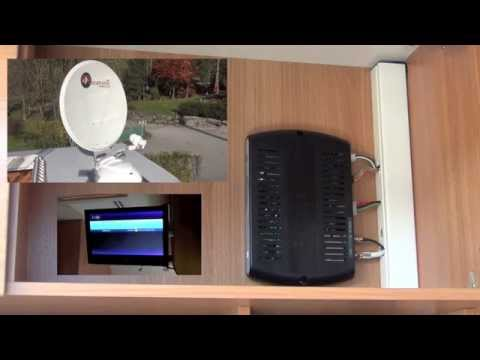 camping antenne automatisch kaufen camping. Black Bedroom Furniture Sets. Home Design Ideas