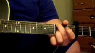 """Cath...""-Death Cab For Cutie Acoustic Lesson"