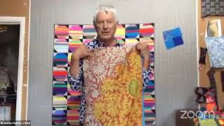 Inspired By Spirit With Kaffe Fassett And Brandon Mably
