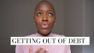6 Things I Gave Up to Get Out Of Debt | saving money | Stacey Flowers