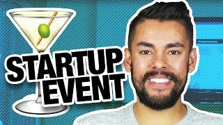 5 Tips For Planning The Perfect Startup Event