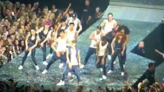 Justin Bieber Boyfriend/Baby Live (Stockholm 24/04/13)