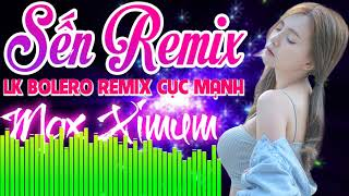 LK Bolero Remix 2019 Cực Mạnh | Tuyệt đỉnh Nhạc Sống Sến Việt Remix Rực Lửa - LK Nhớ Nhau Hoài Remix