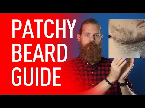 How to Deal With a Patchy Beard   Eric Bandholz