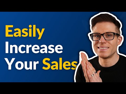 How to Easily Increase Online Sales for a Small Business