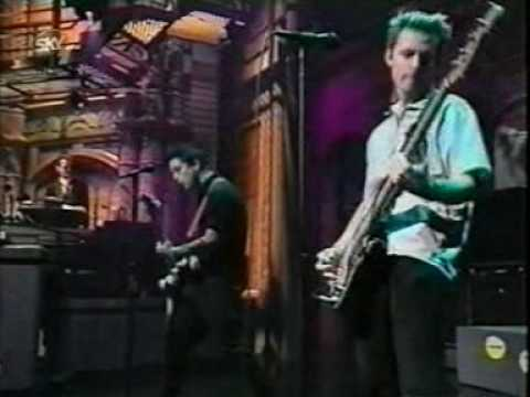 Green Day - Hitchin A Ride Live @ Letterman