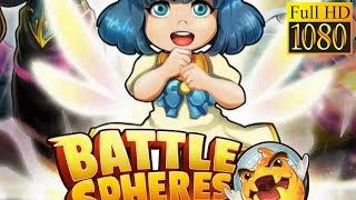 Battle Spheres Game Review 1080P Official Gtoken Role Playing 2016