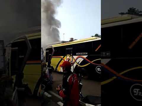 Kebakaran di Cibiru, hari ini, Kamis 14 Februari 2019