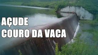 Açude que abastece Diamante e Boa Ventura sangra - 15/04/2021