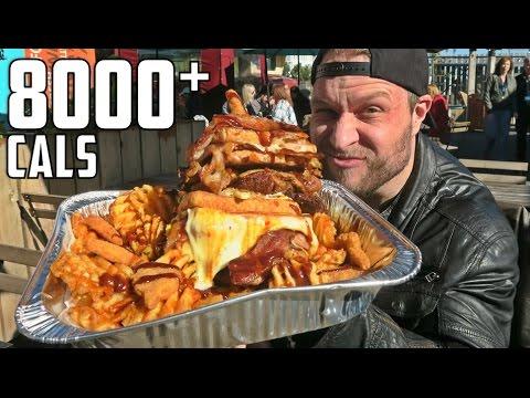 6lb Food Truck Challenge (8,000+ Calories)