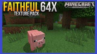 texture pack faithful para minecraft pe 1 13 - Thủ thuật máy