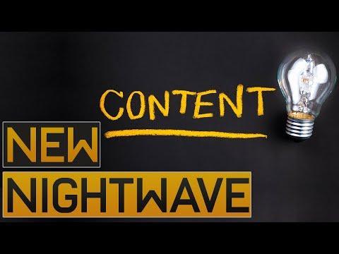 Warframe: NEW Nightwave Next Week - More rewards