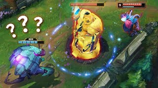 THE POWER OF BARD ULT - 200 IQ Tricks and Outplays
