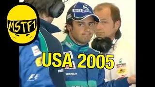 2005 United States Grand Prix – Mystery Science Theater F1