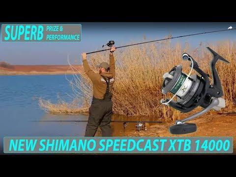 Катушка безынерционная SHIMANO SPEEDCAST 14000XTB фото №3