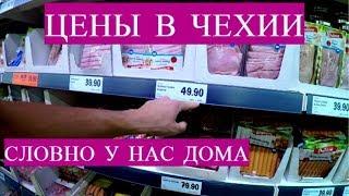 Сколько стоят продукты в Чехии | Цены в чешских магазинах