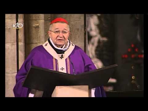 Messe du 21 décembre 2014