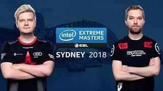 CS:GO - Astralis vs. FaZe [Cache] Map 1 - GRAND FINAL - IEM Sydney 2018