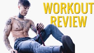 Chris Heria *THENX* Workout Review (6 PACK ABS For Beginners)